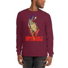 Load image into Gallery viewer, To Art Be The Glory - Long Sleeve T-Shirt