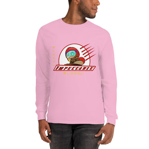 Impeccable Racer - Men's Long Sleeve Shirt