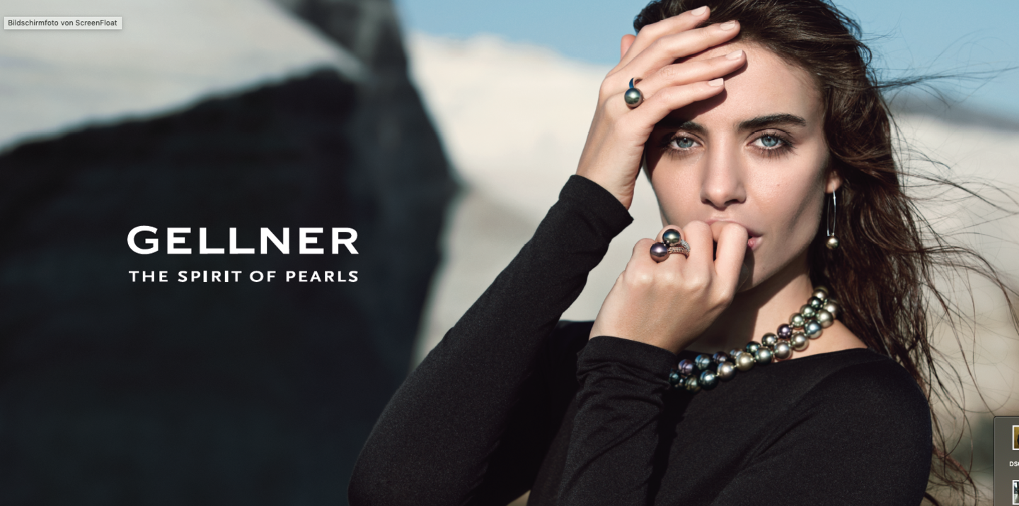 Gellner Jewellery Collection Expands article hero image