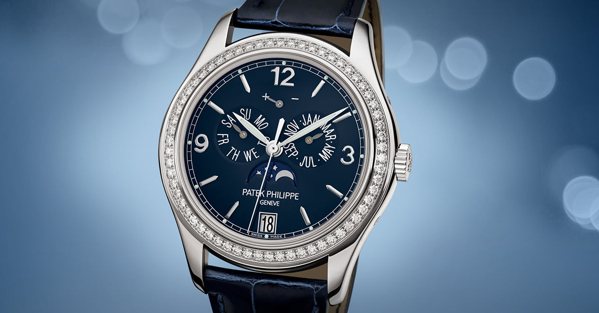 Patek Philippe 5147G Annual Calendar with Moonphase article hero image