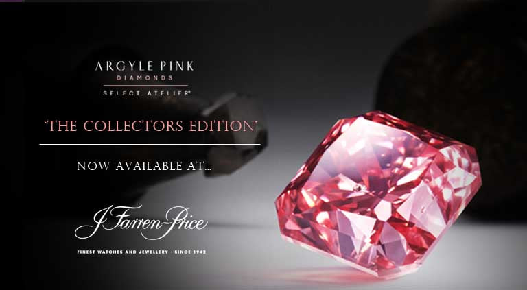 Argyle Pink Diamonds - The Collector's Edition article hero image