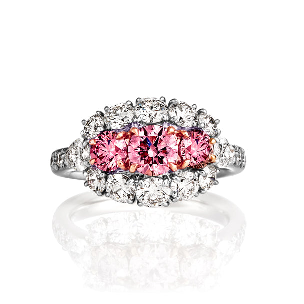 Stunning New Argyle Pink Diamond Rings - November 2020 News