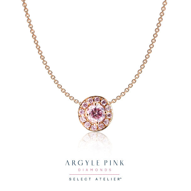 NEW ARGYLE PINK DIAMOND PENDANTS - FEBRUARY 2021 NEWS