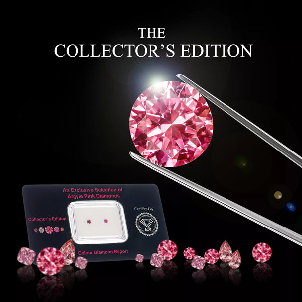 Loose Argyle Pink Diamond Sealed - Collectors Edition - November 2020 News