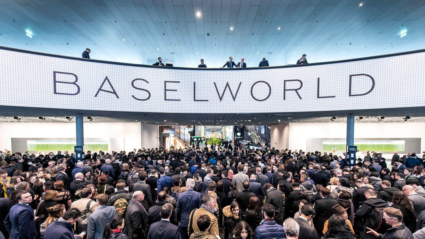 Rolex, Patek Philippe, Tudor and Chopard Exit Baselworld article hero image