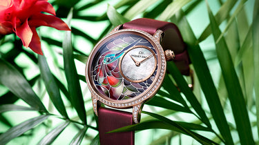 Jaquet Droz – February 2020 article hero image