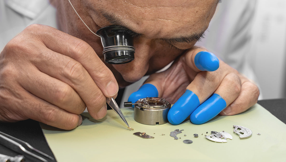A Grand Seiko Watchmaking Demonstration at J Farren-Price article hero image