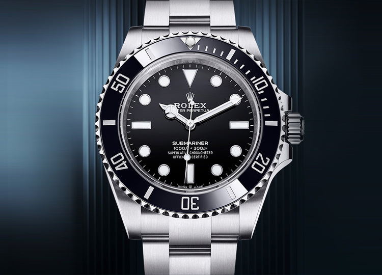 The Rolex collection