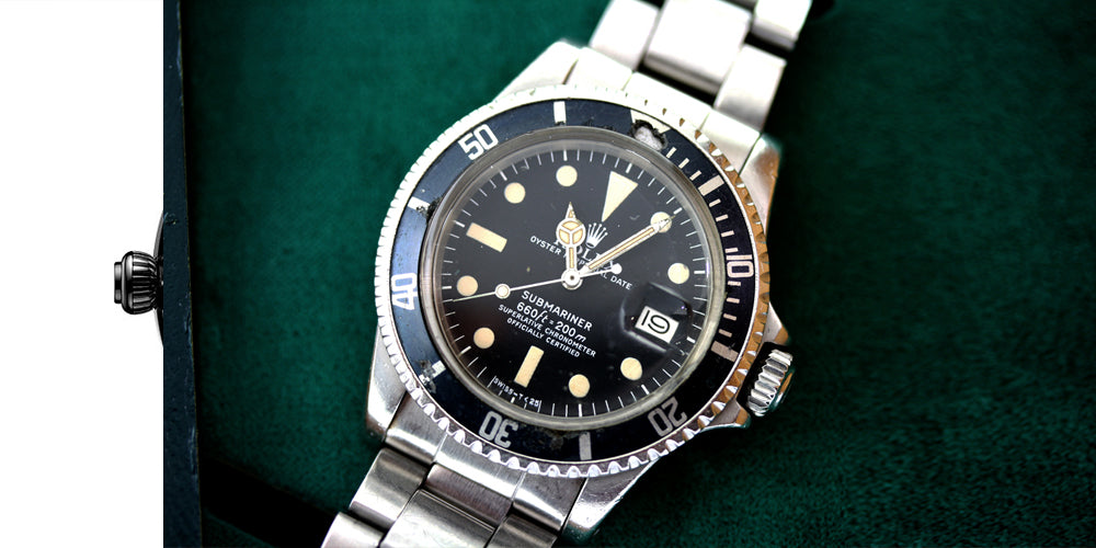 Rolex Submariner from 1976