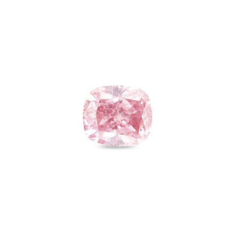 0.59CT FANDCY INTENSE PINK /SI1 CUSHION CUT DIAMOND LOOSE AUSTRALIAN ARGYLE  IGI COLLECTORS EDITION