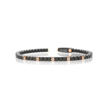 ROBERTO DEMEGLIO DADO BRACELET SET IN 18CT ROSE GOLD WITH DIAMONDS