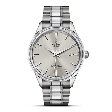 STYLE 41 - SILVER DIAL