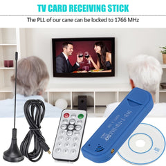 Sdr + Dab + Fm Tv Dvb-T Stick Rtl2832U + R820T2 Tv Card Receiver Usb 2.0 Digital Tv Tuner Usb Fm + Dab + Dvb-T + Sdr Dongle Stick
