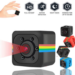 SQ11 Mini camera 1080P HD camcorder Motion DVR Monitor Sensor Night Vision Voice Micro Recorder Sport DV Video small Cam