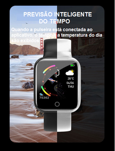 Smart Watch - Relógio Inteligente