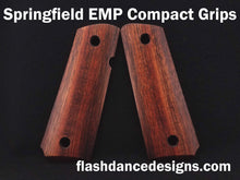 Load image into Gallery viewer, Springfield EMP Compact grips in koa
