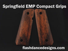 Load image into Gallery viewer, Springfield EMP Compact grips in bocote