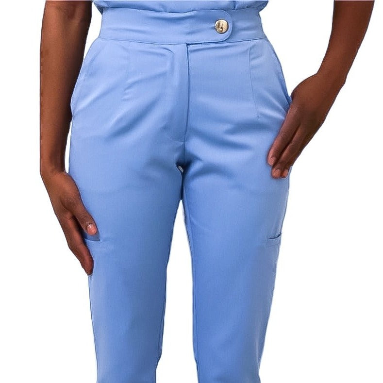 Signature Collection Boot Cut Scrub Pants