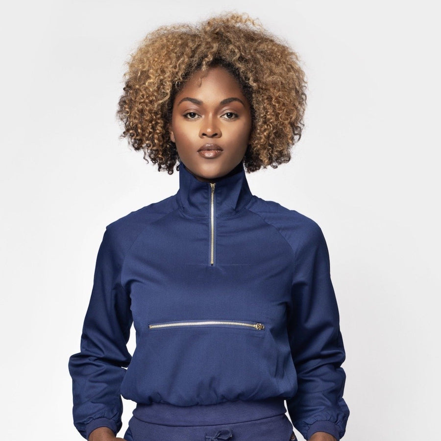 Athleisure Collection Jogger Scrub Jacket