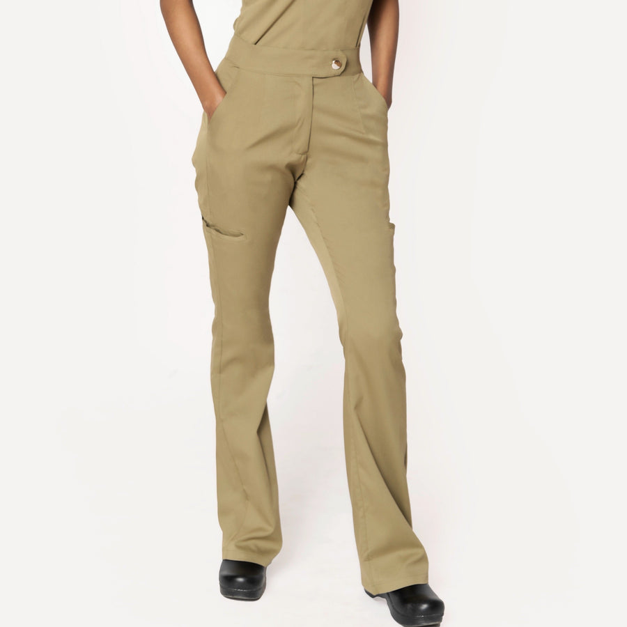 Signature Collection Boot Cut Scrub Pants (Tall)- Limited Edition
