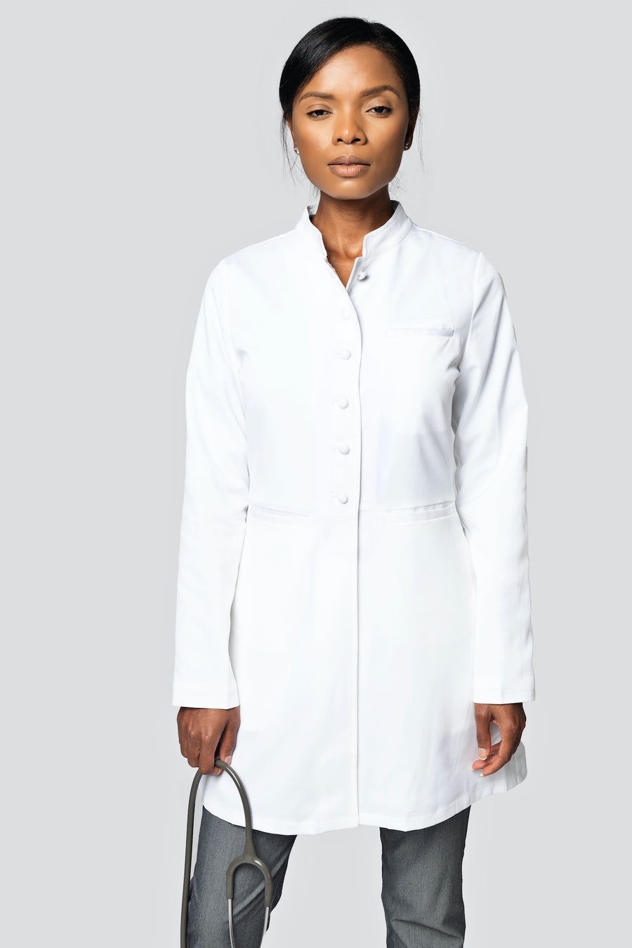 Signature Collection Frock Lab Coat