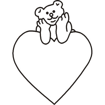 Bear on Heart