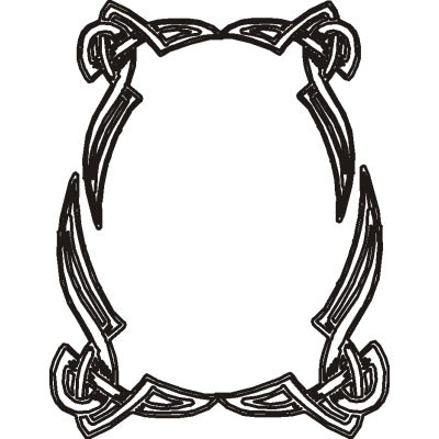 Tribal Frame 2
