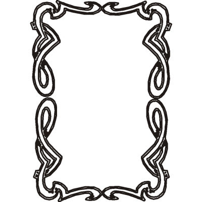 Tribal Frame
