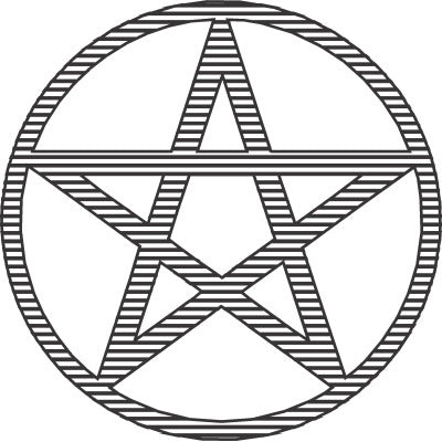 Pentacle Filled