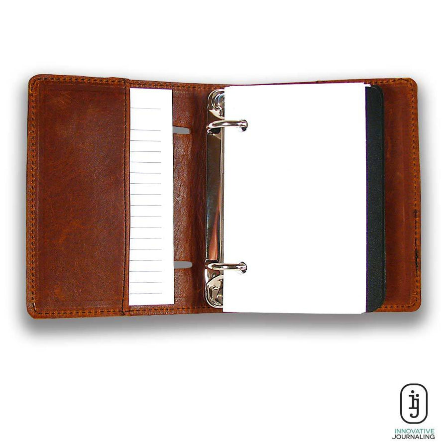3x5 Card Binder - Traditional