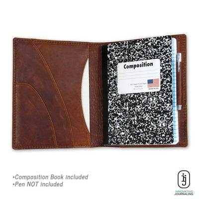Composition Book Folio Cover