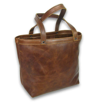 Essential Leather Tote