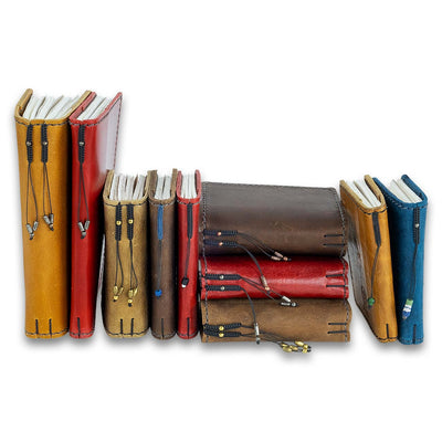 Modular Covers for your Moleskine Cahier