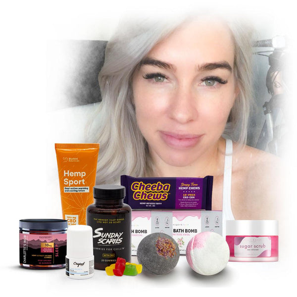 Colleen Fotsch 8 Pack Bundle - DirectHemp.com