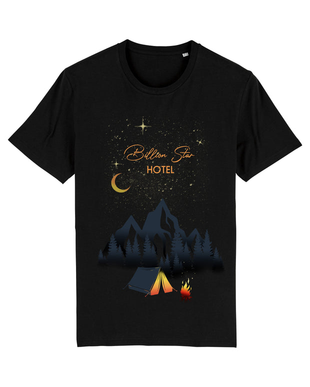 BILLION STAR HOTEL - Premium Shirt aus Bio-Baumwolle - Juniper & Moon