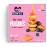 A pack of light & fluffy 36 Bite-sized Pancakes produced by Belgian Boys