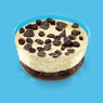 A tasty Cookies & Cream Cheesecake - a classic dessert combined with a chocolate sandwich cookie