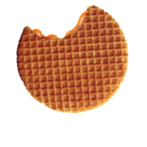 Unforgettable Crunchy Joy Stroopwafel Duo Belgian Boys