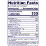 Full Nutrition Facts & Calories for the Stroopwafel Tin produced by Belgian Boys