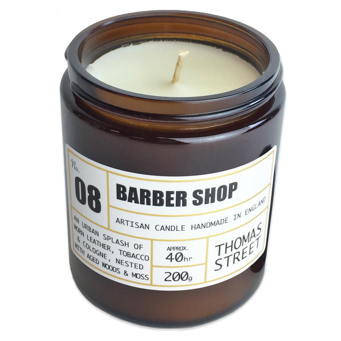 Barber Shop Candle 200g