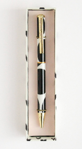 Caroline Gardner Big Spot Boxed Pen