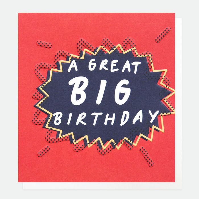 A Great Big Birthday (single)
