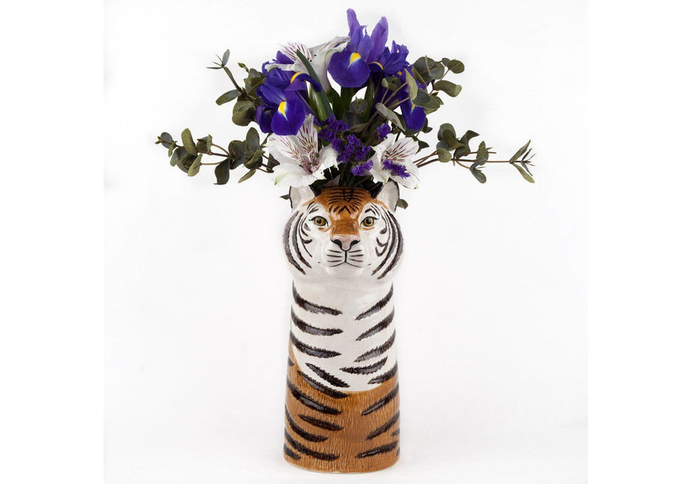 Tiger Flower Vase - Large
