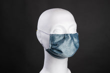 Load image into Gallery viewer, Loffen Shield Antimicrobial Face mask -Green