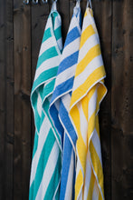 Load image into Gallery viewer, Block Stripe - bath towel