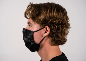 Loffen Shield Antimicrobial Face mask -Graphite