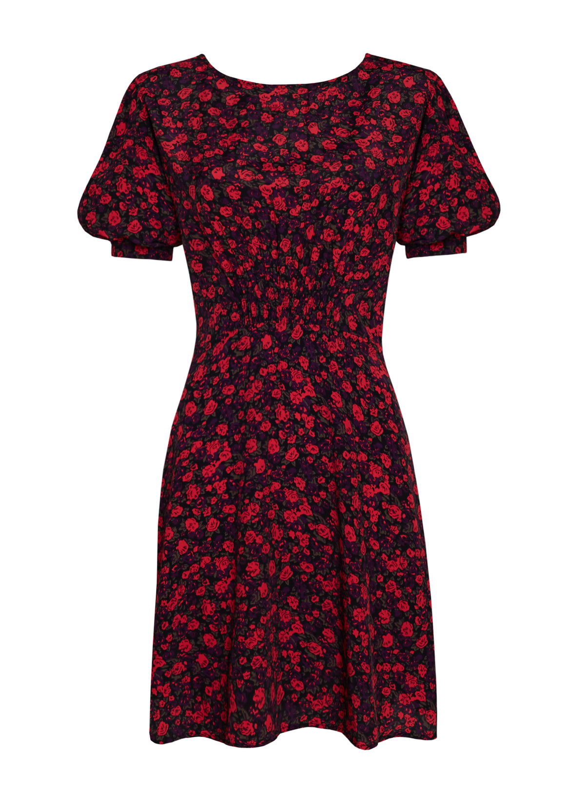 Faithfull The Brand - Sidonie Mini Dress | Floral Print