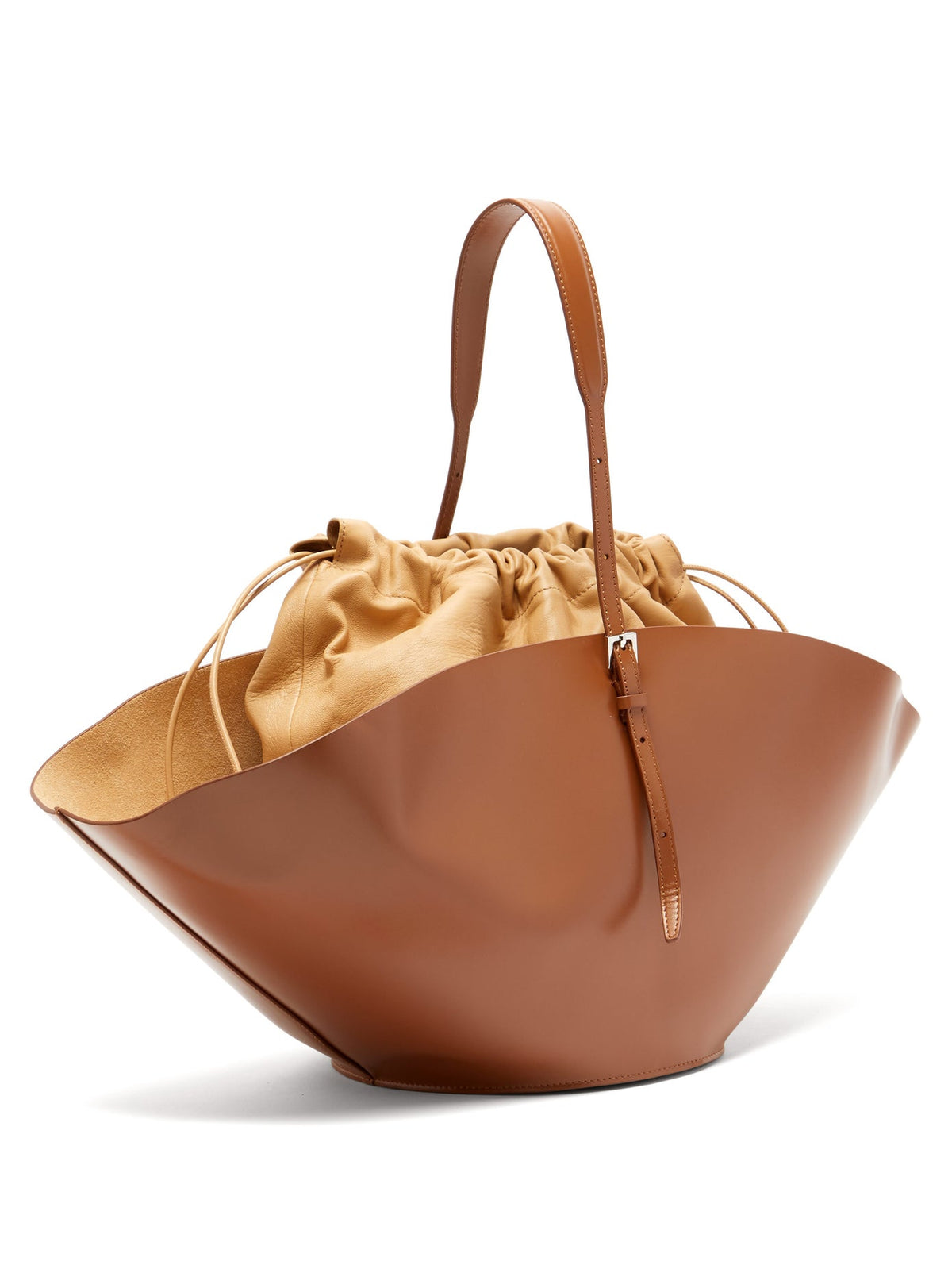 Sombrero Bag Medium - Caramel