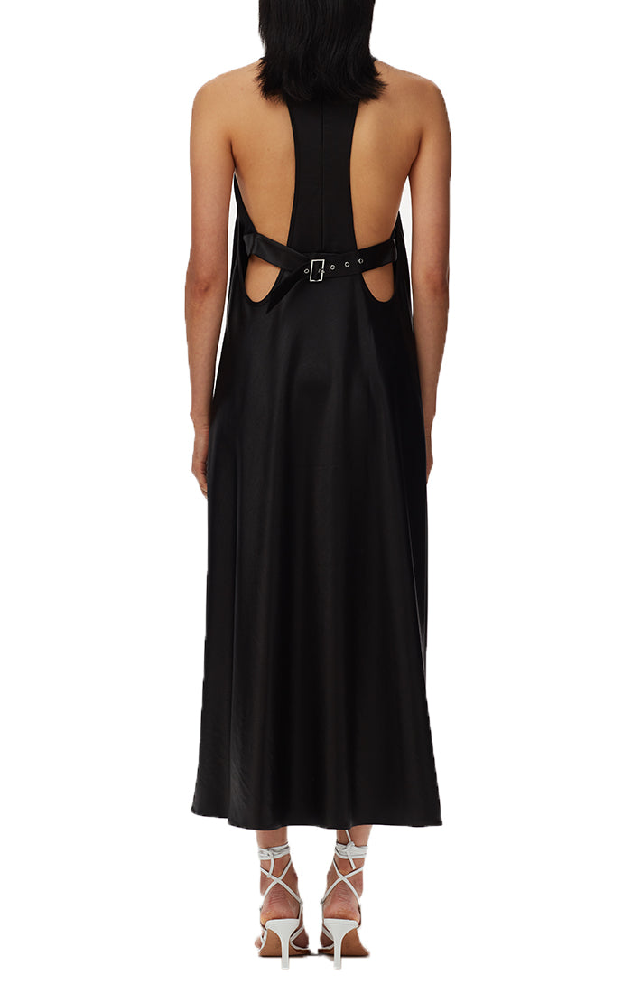 Tibi - Bias Dress - Black