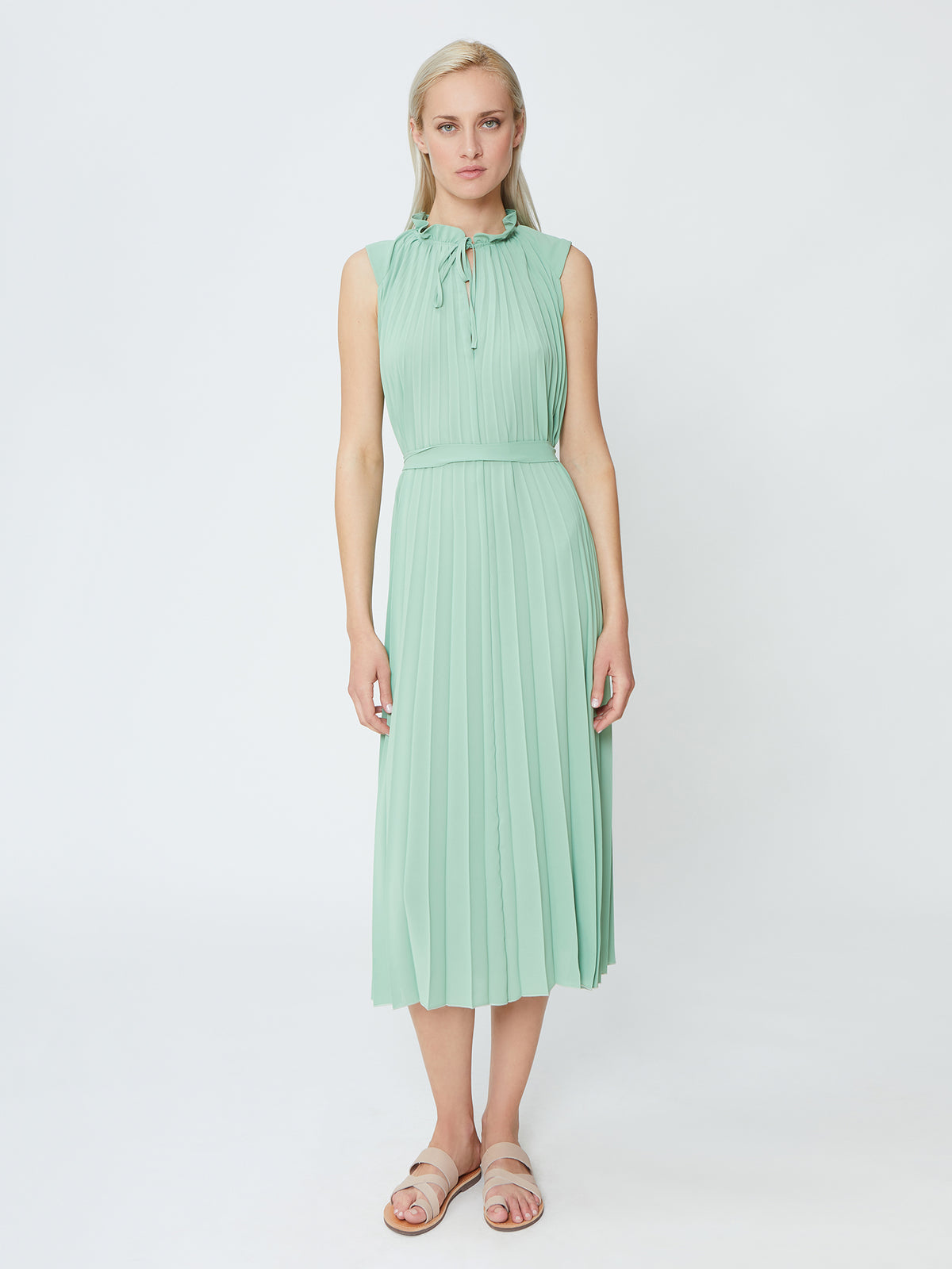 Ray Dress - Mint